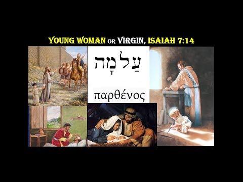 Xxx Mp4 YOUNG WOMAN Or VIRGIN Isaiah 7 14 3gp Sex