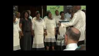 SABC Choir - Uea Kae (Journey of the SABC Choir)