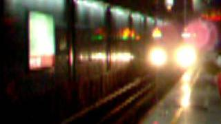 台北捷運進入雙連站