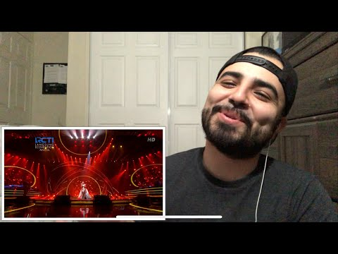 Reaction to The Winner of Indonesian Idol 2018 Maria STAND UP FOR LOVE