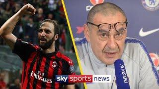Chelsea to land Higuain or Wilson? 💰  Plus chat on Arnautovic & Hudson-Odoi   Transfer Centre Extra