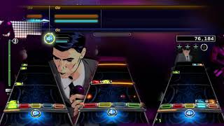 Rock Band 4 ~ Hungry Like the Wolf by Duran Duran ~ Expert ~ Full Band