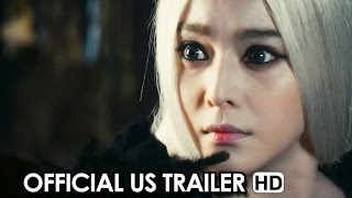 WHITE HAIRED WITCH Official US Trailer (2015) - Fan Bingbing Action Movie HD
