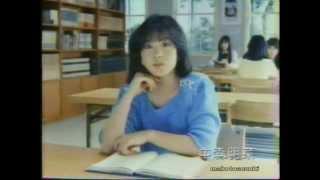1982-1989 中森明菜CM集