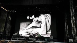Mogwai live at Stockholm Music&Arts Festival 2016 - Atomic, opening