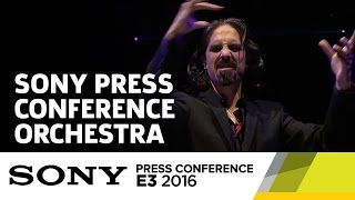 Sony Press Conference Orchestra - Live at E3 2016