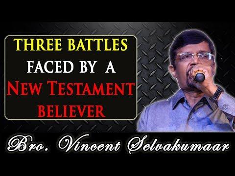 Xxx Mp4 Three Battles Faced By A New Testament Believer With English Subtitles Bro Vincent Selvakumaar 3gp Sex