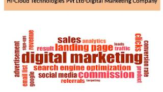 Hi Cloud Technologies Pvt Ltd - Digital Marketing Services