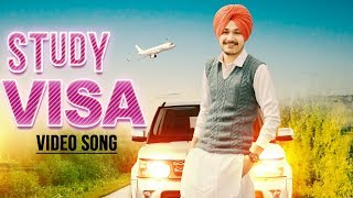 New Punjabi Song 2017 | Study Visa | Gurdil | Jas Khroud | Love Puhla | Major Media | Yellow Music