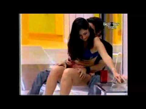 Flirting On Brazil Big Boss Funn Video.flv