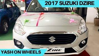 2017 Maruti Suzuki Dzire Review   Yash on Wheels