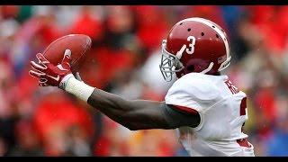 "Calvin Ridley Highlights || ""SLIDE RIDDDDDDD"" ᴴᴰ || Alabama Highlights"