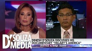 Judge Jeanine & D'Souza Break Down The REAL History Of Civil Rights In America