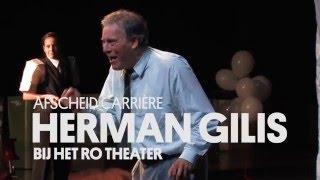 Compilatie afscheid carrière Herman Gilis bij het Ro Theater