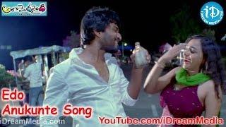 Edo Anukunte Song - Ala Modalaindi Movie Songs - Nani - Nitya Menon - Sneha Ullal