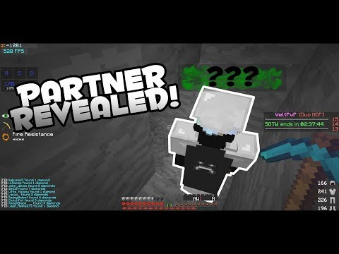 HOW TO HCF [2] - DUO PARTNER REVEALED + FINISHING UP SOTW  (Minecraft PvP)