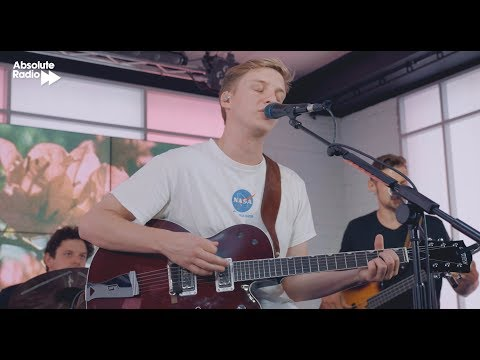 George Ezra - Stripped Back Session for Absolute Radio