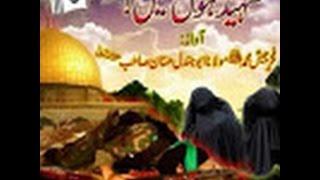 Hazoor Meri Tu Sari Bahar Aap Se Hai HAFIZ NOOR SULTAN Naat 2017  Sadaa-e-Jihad Taranay