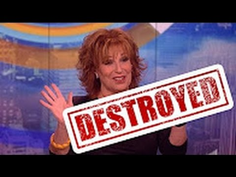 The View Attempts to Stump Brietbart, but FAILS Epicly When Joel Pollack OWNS Joy Behar