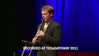 A Viral Approach To Classical Indian Music : Shankar Tucker at TEDxGateway