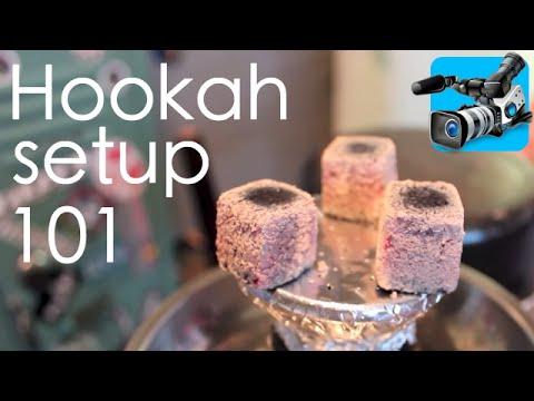 Hookah 101: Setting up your hookah