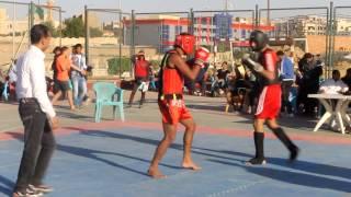 أسرع قاضية فى عالم الكونغ فو - 6 ثوانى - بطولة القاهرة للرجال