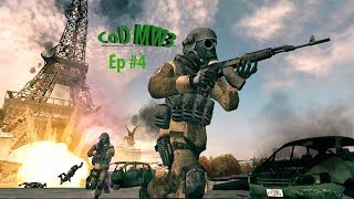 Crazy Call of Duty MW3 TDM, CTF and other stuff!