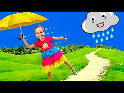 Xxx Mp4 Rain Rain Go Away Song With Maya And Little Baby Doll Mary 3gp Sex