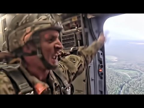 watch US Army Paratroopers • Get Off My Plane