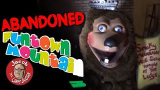 Abandoned Amusement Park - Funtown Mountain