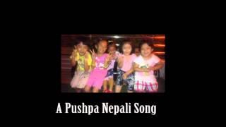 ka kha ga gha क ख ग घ- Pushpa Nepali