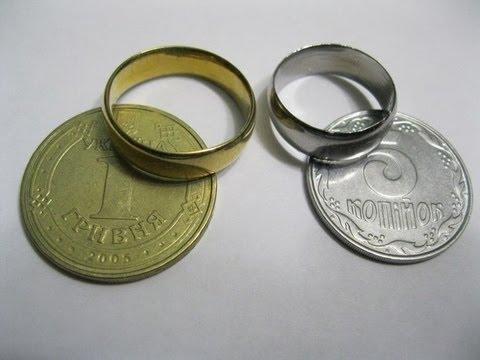 как сделать кольцо из копейки (монеты) - YouPak.pk Largest Collection of HD Videos