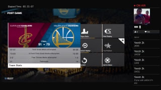 Playing Nba Live 18 FULL GAME EARLY 1v1 with Yeesh2k and Google Play Giveaway
