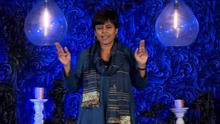 Decoding the Gita, India's book of answers | Roopa Pai | TEDxNMIMSBangalore