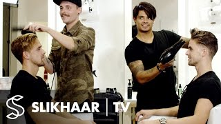 The Battle | Men's hairstyling in 5 minutes | Hairstyle inspiration for Men