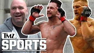 Conor McGregor Offered to Fight at UFC 222 | TMZ Sports