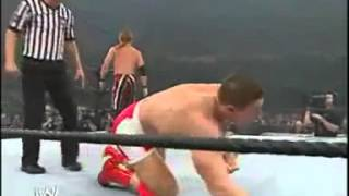 John Cena vs Chris Jericho- WWE Vengeance 2002