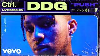 """DDG - """"PUSH"""" Live Session   Vevo Ctrl"""