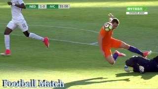 Netherlands vs Côte d