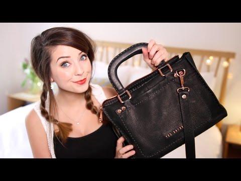 What s In My Handbag 2015 Edition Zoella