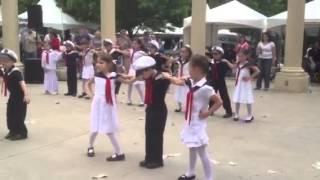 Palamakia Dancers 2013 Marietta Greek Fest
