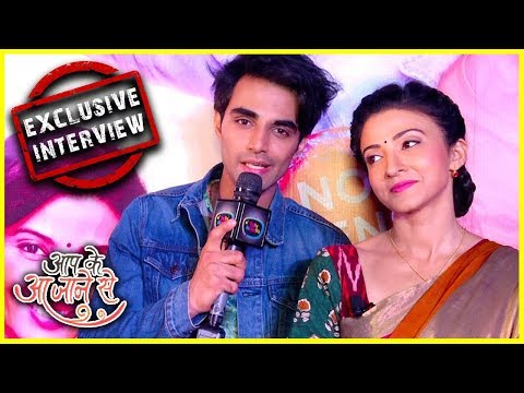 Suhasi Dhami And Karan Jotwani Talk About Their New Show Aap Ke Aa Jane Se - Exclusive Interview