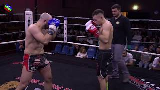 ILLYRIAN FIGHT NIGHT II - Ruslan TOHKTOROV VS Edi SHEHAJ