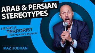 """""""Arab & Persian Stereotypes"""" 