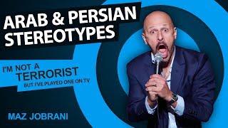 """Arab & Persian Stereotypes"" | Maz Jobrani - I"