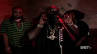 Rick Ross - BET Rapcity Freestyle