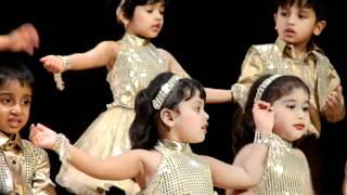 Leens Nursery Annual day 2012 | Prekg Class | Golden Performance