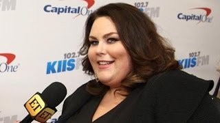 'This Is Us' star Chrissy Metz Reveals She's in Love in Real Life: 'He is a Sweet Treat!'