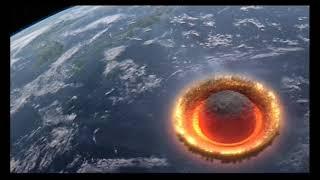 زلزله الأرض يوم القيامه