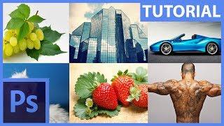 Jak vybrat nebo vymaskovat jakýkoli objekt ve fotografii – Photoshop CZ tutorial